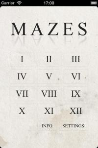Be Amazed By Mazes