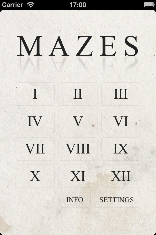 Be Amazed By Mazes