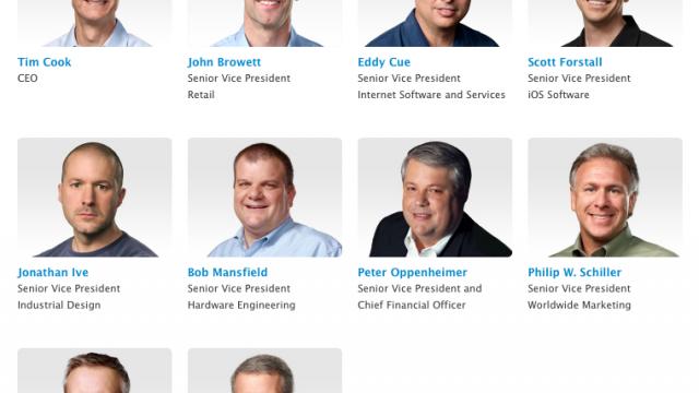 Meet John Browett, The Newest Member Of Apple's Executive Team