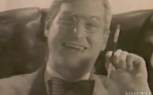 Steve Jobs Plays FDR In This Private Apple Promo From 1984