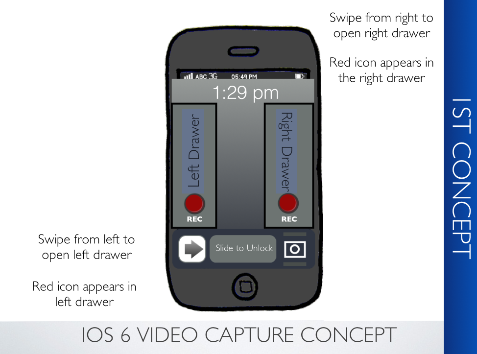 Reader-Submitted 'Video Screenshot' Concepts Highlight Apple's Endless Options