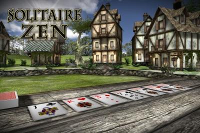 Solitaire Zen To Launch This Weekend