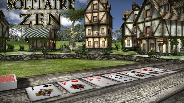 Solitaire Zen To Launch This Weekend