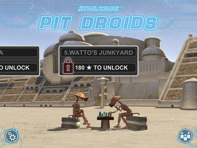 Star Wars Pit Droids Goes Free And Gets Updated For May The Fourth