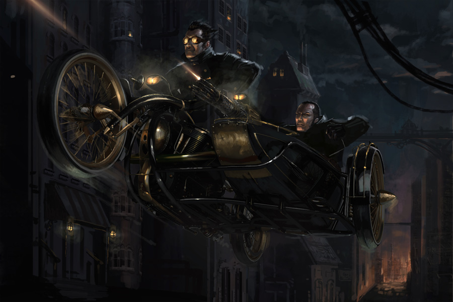 The Game's Afoot For The Interactive iPad Version Of 'Steampunk Holmes'