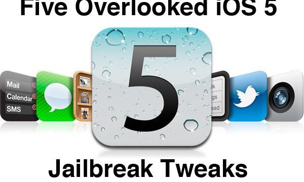 Jailbreak Only: Five Overlooked iOS 5 Jailbreak Tweaks