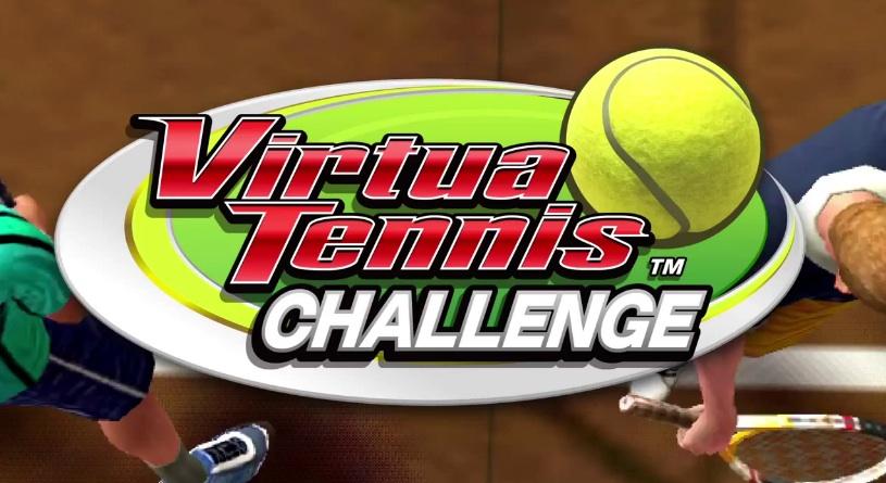 SEGA Launches Virtua Tennis Challenge