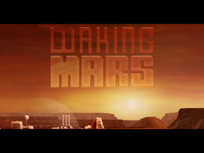 Wake Up To The Wonders Of Waking Mars, Now With Full Retina Display Support