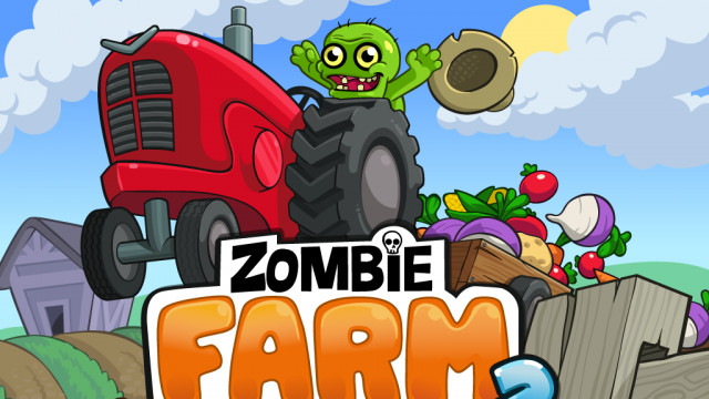 Zombie Farm 2 Shuffles Onto The App Store
