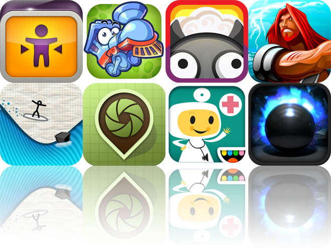 Today's Apps Gone Free: WeightMeter, Tiny Journey, Flockwork, And More
