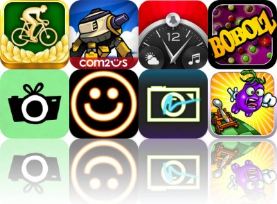 Today's Apps Gone Free: GPS Cycle Computer, Tower Defense, TikTok, And More