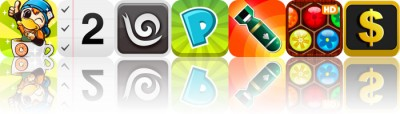 Today's Apps Gone Free: Ducky's Coffee, 2 Days, GPlayer, And More