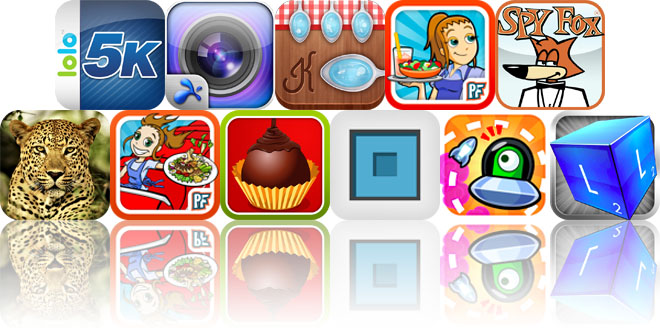 Today's Apps Gone Free: Easy 5K With Jeff Galloway, Splashtop CamCam, Kitchenator, And More