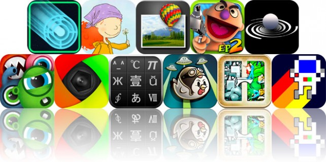 Today's Apps Gone Free: Compulse, Go There Square: A Stella And Sam Adventure, Superimpose, And More