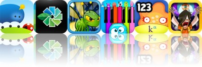 Today's Apps Gone Free: Loopseque Kids, Snapseed, Light The Night And More