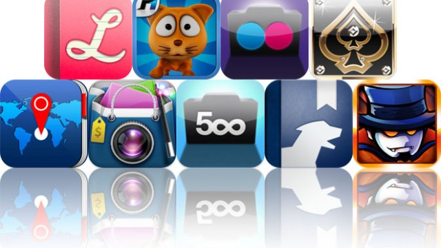 Today's Apps Gone Free: Listary, CatCity, FlickStackr, And More