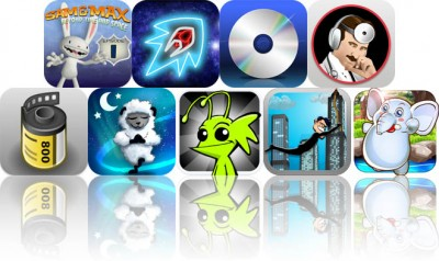 Today's Apps Gone Free: Sam And Max Beyond Time And Space Ep 1, Hyperlight, LeechTunes, And More