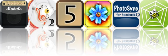 Today's Apps Gone Free: Learn GarageBand In 30 Days, SolFi Ear Trainer 2, Five-O, And More