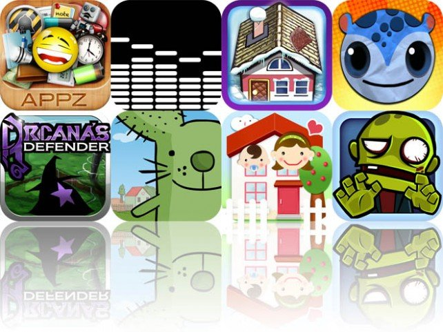 Today's Apps Gone Free: AppZ, LuminousPlayer, Ski Resort Mogul, And More