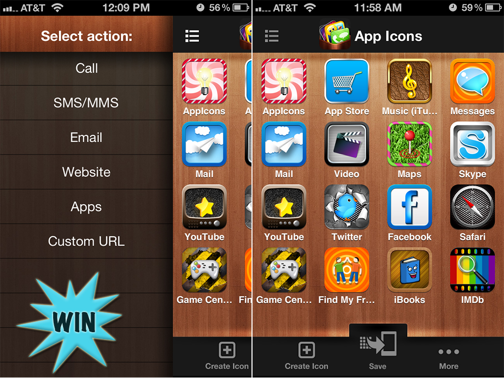 A Chance To Win App Icons For iPhone And iPad