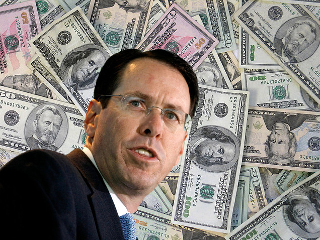 AT&T's CEO Regrets Offering Unlimited Data For The iPhone