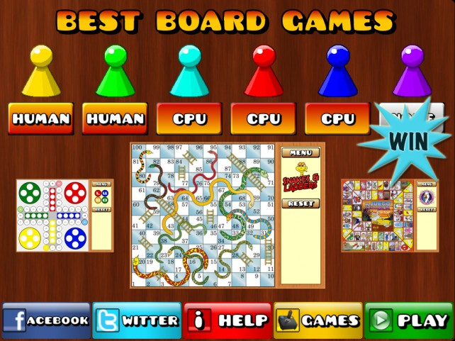 A Chance To Win A Best Board Games Promo Code For iPad, iPhone And iPod Touch