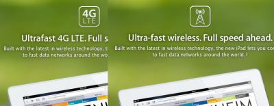 First Australia, Now The UK Goes After Apple Over iPad '4G' Claims