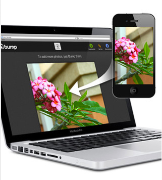New Update To Bump App Brings Photo Transfers Between iPhone And Computer
