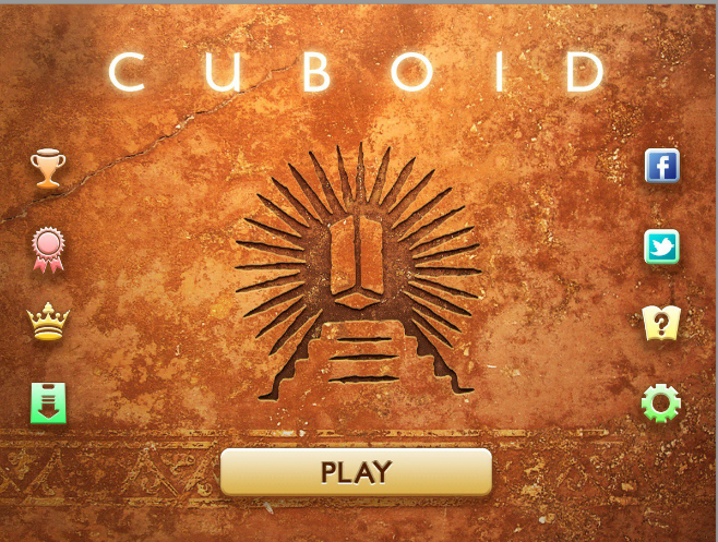 Cuboid Free, A 3-D Adventure Game, Comes To iOS