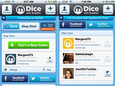 Dice With Buddies Gets A Facelift And A Limited Time Sale