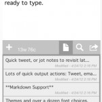 Drafts Receives Sizeable Update With New Features
