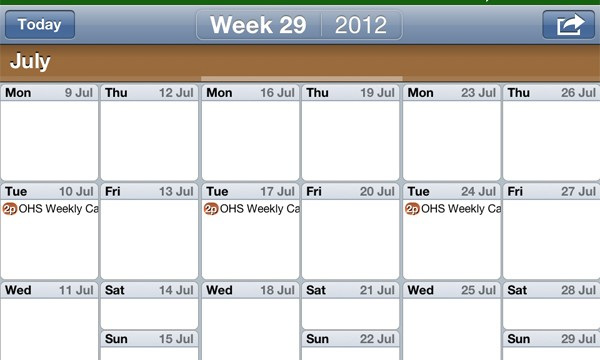 With New Features, Easy Calendar Is A Great Way To Manage A Busy Schedule