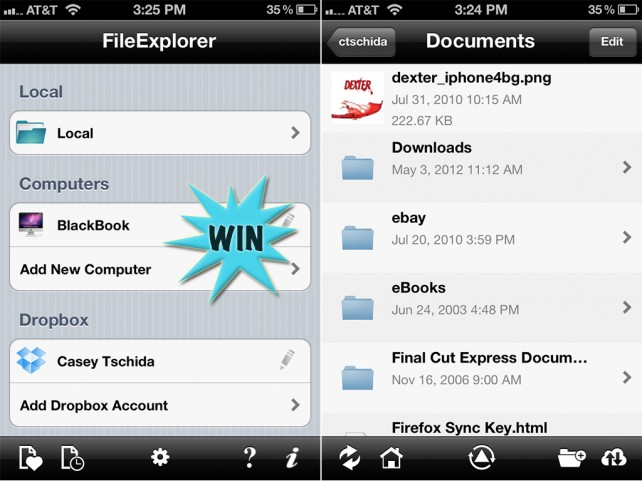A Chance To Win A FileExplorer For iPad, iPhone, And iPod Touch Promo Code