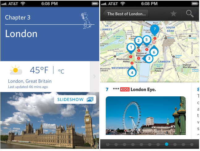 Frommer's 'Day By Day' Travel Guides Arrive For iOS