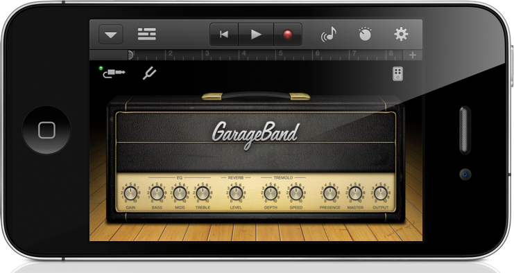 GarageBand Updated To Add Support For Audiobus