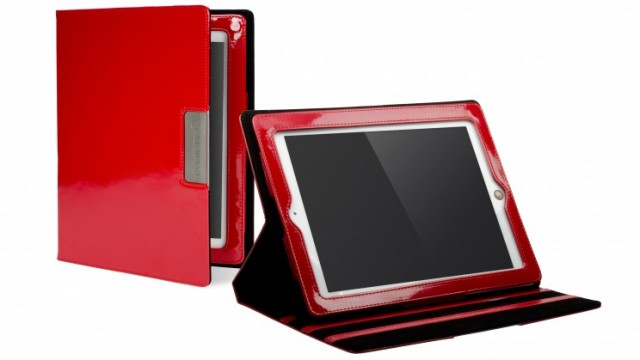 Cygnett Folio Case Makes Your iPad Look Like A Ferrari - An AppAdvice Hands-On Review