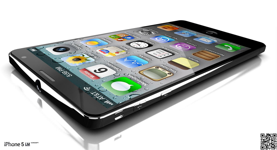 The iPhone 5 Liquidmetal Concept