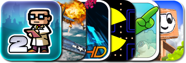 Updated AppGuide: Best Games For iCade