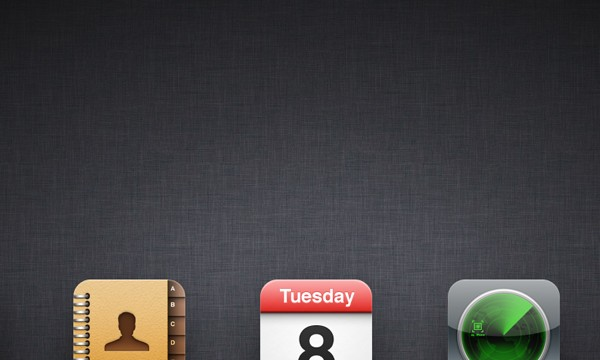 Apple's iCloud.com Mistakenly Tests iOS-Inspired Notification Box