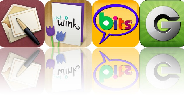 AppAdvice Daily: Cards, JustWink, Groupon, And Buncee Bits