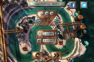 Slingshot Racing by Crescent Moon Games screenshot