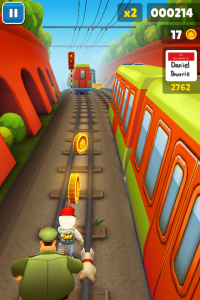 Subway Surfers by Kiloo screenshot