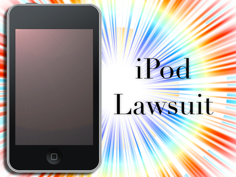 Class Action Lawsuit Filed Against Apple Over Legacy iPods