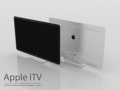 Report: Apple Integrated TV Begins Trial Production