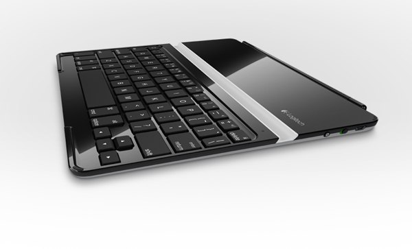 Logitech Ultrathin Keyboard Cover Comfortable, Easy To Use