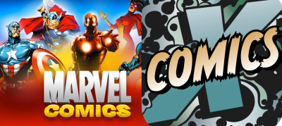 Marvel Entertainment And ComiXology Announce Multi-Year Digital Deal