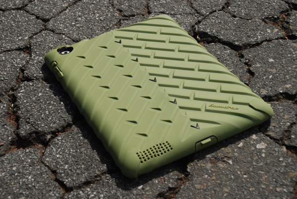 Drop Tech Series Military Edition Case Is A Durable, Everyday Solution For The iPad