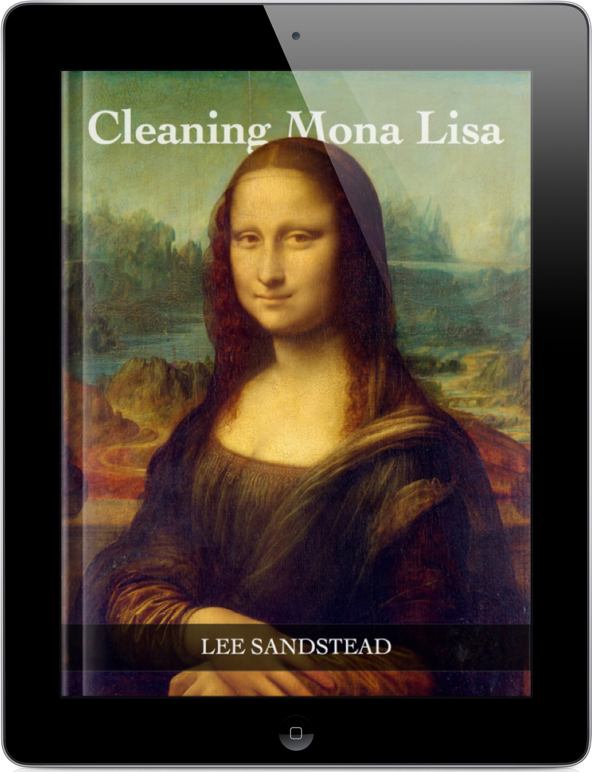 First Look: Cleaning Mona Lisa