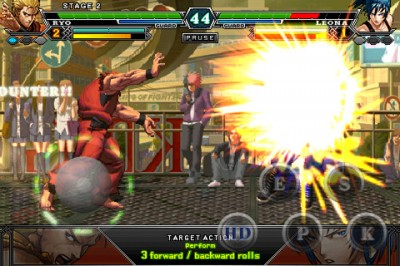 SNK PLAYMORE Launches The King Of Fighters-i 2012