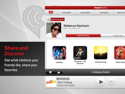The New iHeartRadio Talk Feature Is Like 'Audio Twitter'